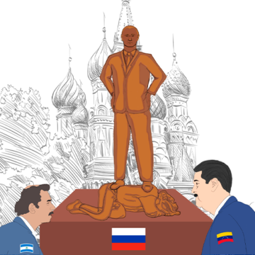"""Russia Allies in Latin America Addopt the """"Puttin's Model"""" Against NGOs"""